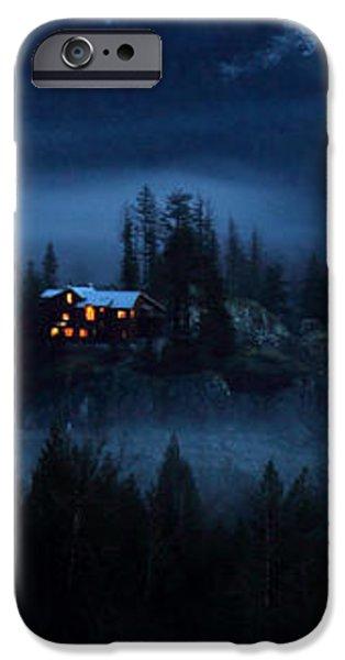 House on haunted hill Pemberton iPhone Case by Pierre Leclerc Photography