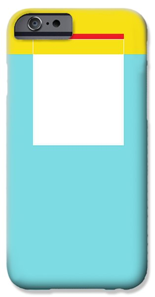 Hulo iPhone Case by Naxart Studio