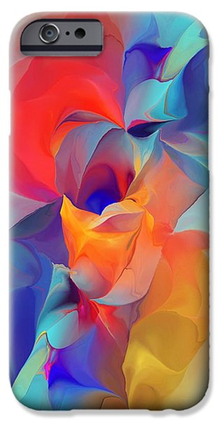 I Am So Glad iPhone Case by David Lane