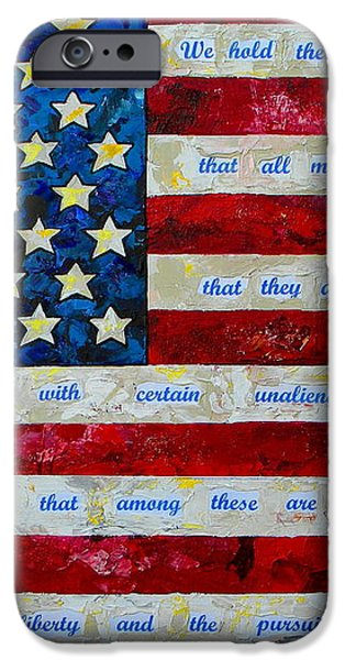 I believe iPhone Case by Patti Schermerhorn