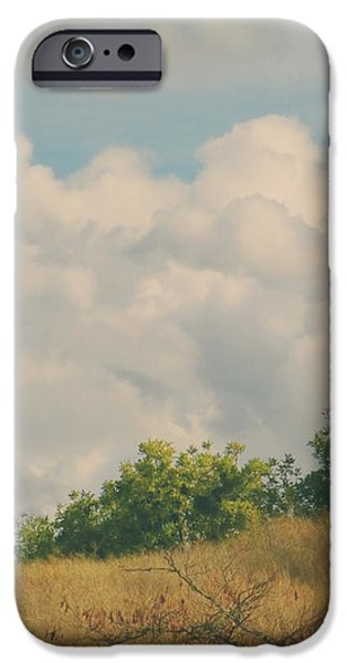 I Exhale and Tell Myself to Smile iPhone Case by Laurie Search