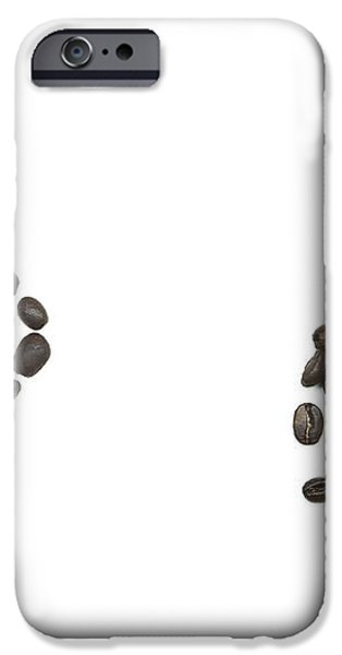 I love coffee iPhone Case by Joana Kruse