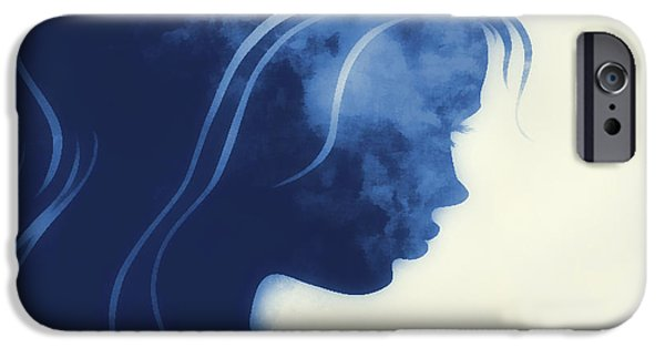 Inner Self iPhone Cases - I Walked Away 3 iPhone Case by Angelina Vick