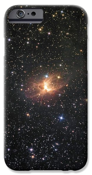 Ic 2220, Known As The Toby Jug Nebula iPhone Case by Don Goldman