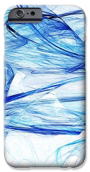 Ice 002 iPhone Case by Barry Jones