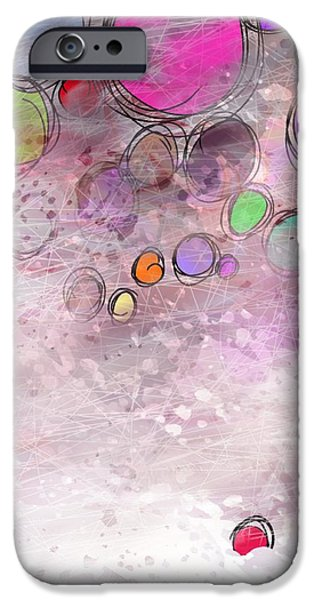 In a world alone iPhone Case by Rachel Christine Nowicki