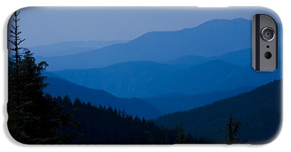 Mountains iPhone Cases - Infinity iPhone Case by Idaho Scenic Images Linda Lantzy