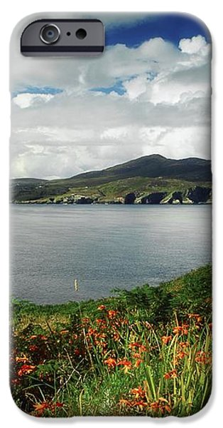 Inishowen Peninsula, Co Donegal iPhone Case by The Irish Image Collection