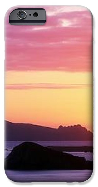 Inishtookert Island Blasket Islands, Co iPhone Case by The Irish Image Collection