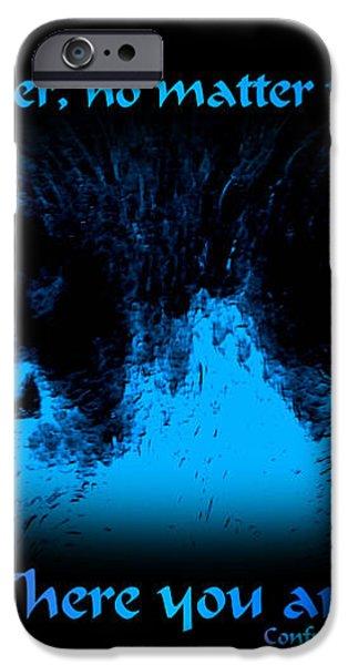 Inner Self iPhone Case by Smilin Eyes  Treasures