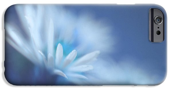 Floral Photographs iPhone Cases - Innocence 11 iPhone Case by Variance Collections
