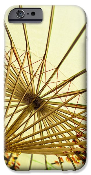 Inside of Parasol iPhone Case by sam bloomberg-rissman