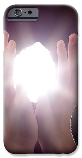 Inspiration iPhone Case by Cindy Singleton