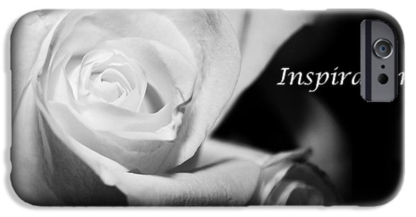 Enliven iPhone Cases - Inspirational iPhone Case by Lj Lambert