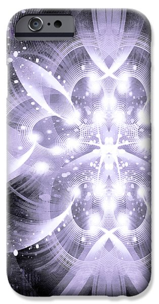 Intelligent Design 4 iPhone Case by Angelina Vick