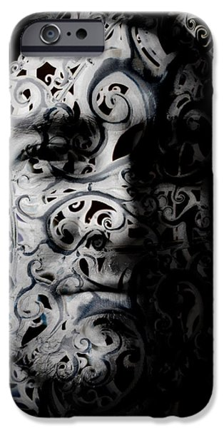 Intrigue iPhone Case by Christopher Gaston