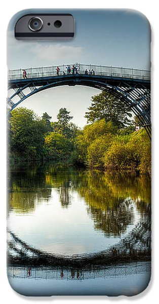Ironbridge iPhone Case by Adrian Evans