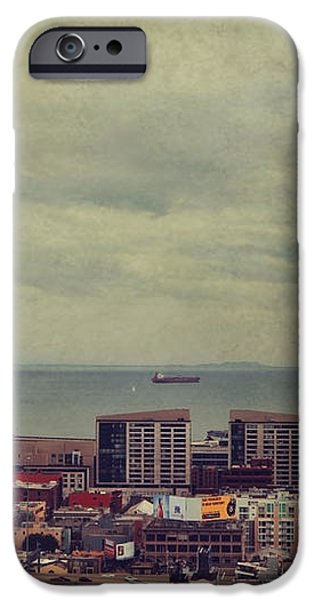 Is Anybody Out There iPhone Case by Laurie Search