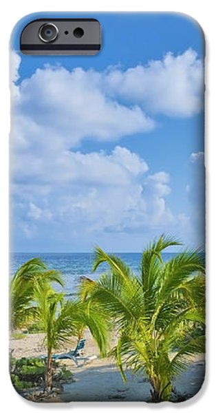 Island Beauty iPhone Case by Stephen Anderson