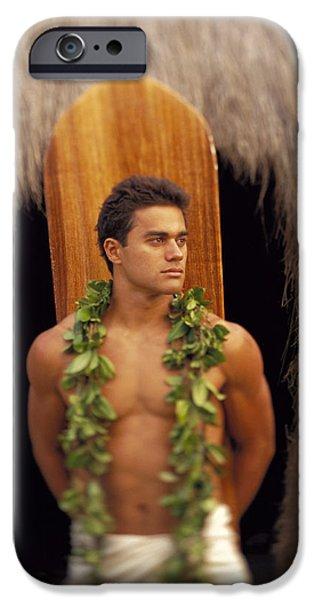 Island Man iPhone Case by Dana Edmunds - Printscapes