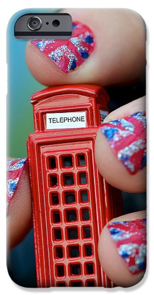 Dr Who iPhone Cases - Its For You iPhone Case by Lisa Knechtel