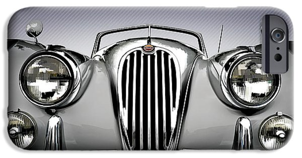 Luxury iPhone Cases - Jag Convertible iPhone Case by Douglas Pittman