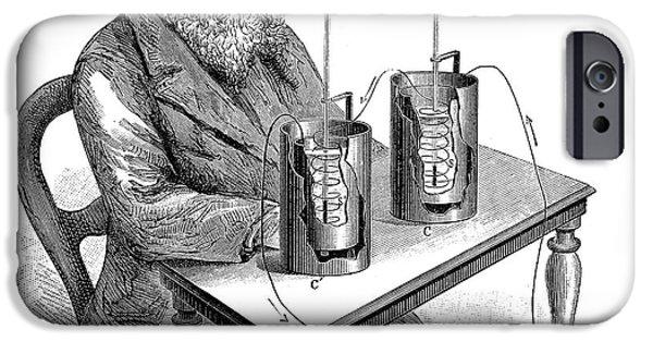 Prescott iPhone Cases - James Prescott Joule iPhone Case by Granger