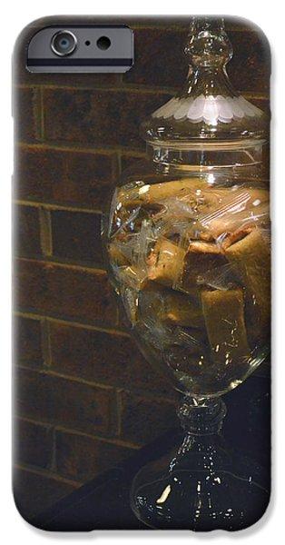 Jar of Biscotti iPhone Case by Sandi OReilly