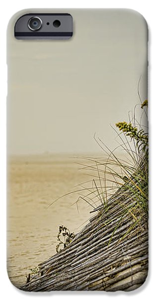 Jersey Shore iPhone Case by Heather Applegate