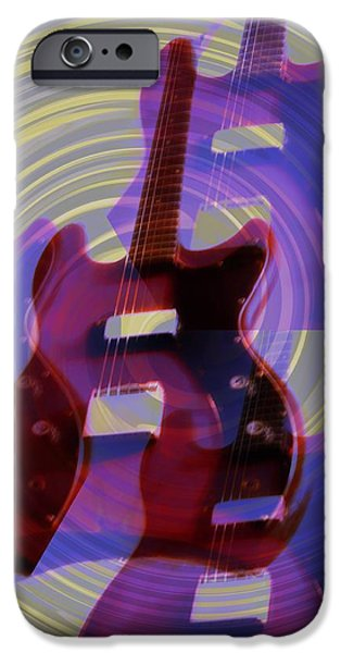 Jet Star iPhone Cases - Jet Screamer - Guild Jet Star iPhone Case by Bill Cannon
