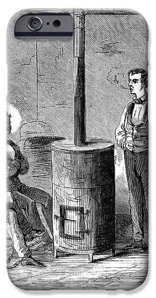 JOHN BROWN RAID, 1859 iPhone Case by Granger