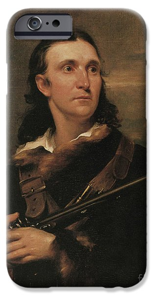 Painter Photographs iPhone Cases - John James Audubon, French-american iPhone Case by Photo Researchers