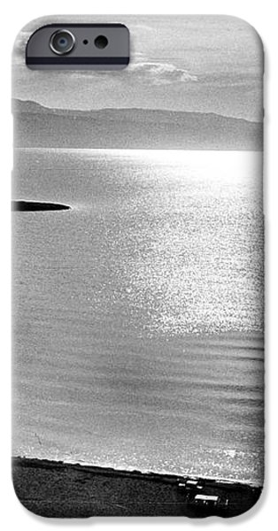 JORDAN: DEAD SEA, 1961 iPhone Case by Granger