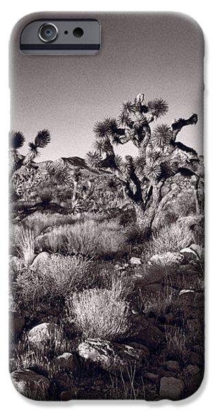 Joshua Tree Forest St George Utah iPhone Case by Steve Gadomski