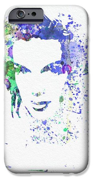 Judy Garland 2 iPhone Case by Naxart Studio