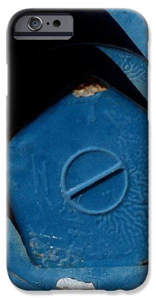 JUNGLE GYM 34 iPhone Case by Marlene Burns