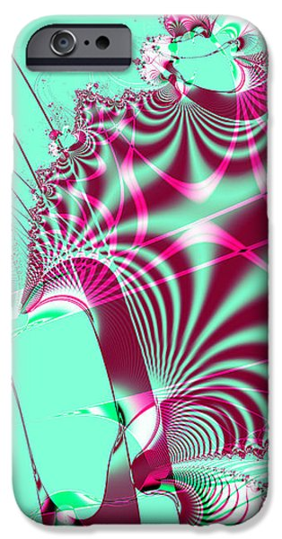 Kabuki iPhone Case by Wingsdomain Art and Photography