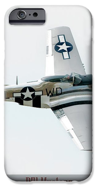 King of the Skies iPhone Case by Greg Fortier