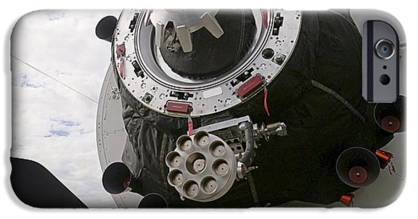 Spaceplane iPhone Cases - Kliper Spacecraft Rockets iPhone Case by Ria Novosti