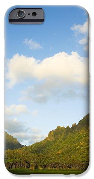 Kualoa Ranch iPhone Case by Dana Edmunds - Printscapes
