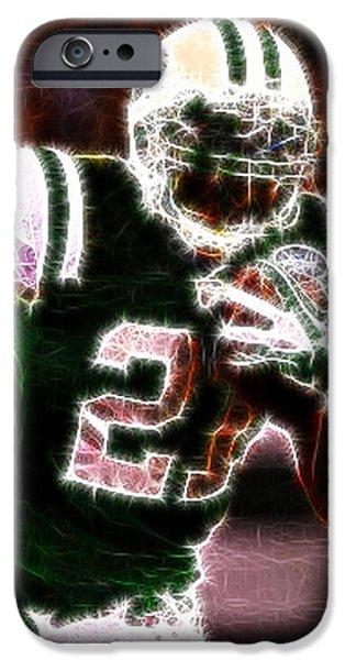 LaDainian Tomlinson - 01 iPhone Case by Paul Ward