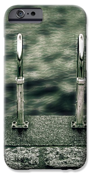 ladder iPhone Case by Joana Kruse