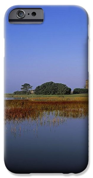 Ladys Island, Co Wexford, Ireland Site iPhone Case by The Irish Image Collection