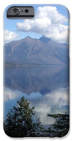Lake McDonald Glacier National Park iPhone Case by Marty Koch