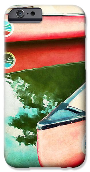 Lake Reflections iPhone Case by Darren Fisher