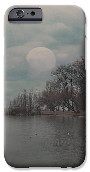 landscape of dreams iPhone Case by Joana Kruse