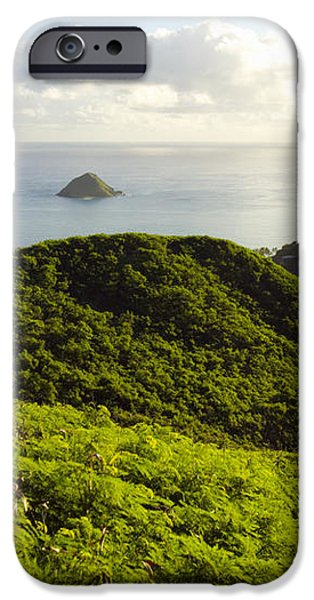 Lanikai Hills iPhone Case by Dana Edmunds - Printscapes