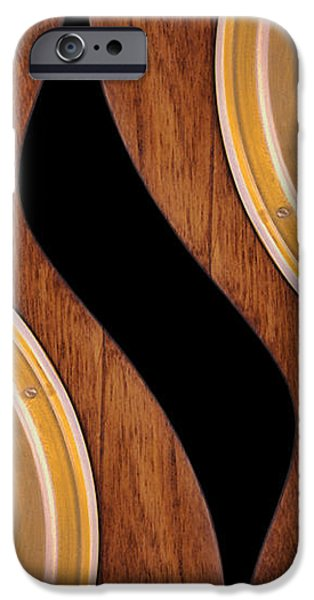 Lap Guitars        iPhone Case by Mike McGlothlen