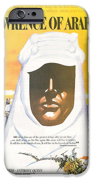 Epic iPhone Cases - Lawrence of Arabia iPhone Case by Nomad Art And  Design