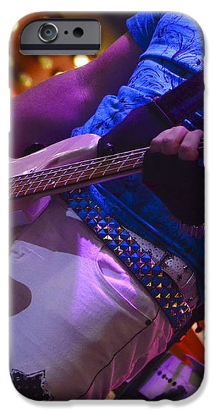 Laying It Down iPhone Case by Bob Christopher